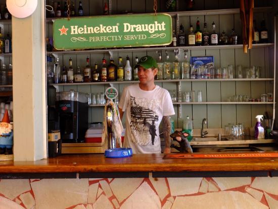 Honky Tonk Bar: Bartender
