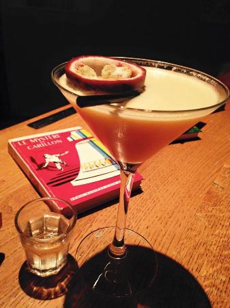 Rumilly, ฝรั่งเศส: Porn Star Martini