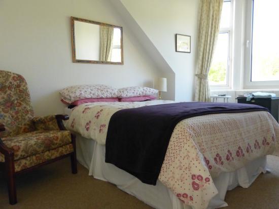 Tighnabruaich, UK: Main bedroom