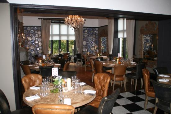Glazebrook House Hotel Restaurant