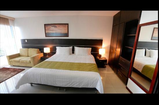 Hotel San Martin: Suite presidencial
