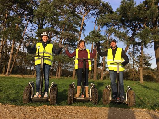 Dorset Segways