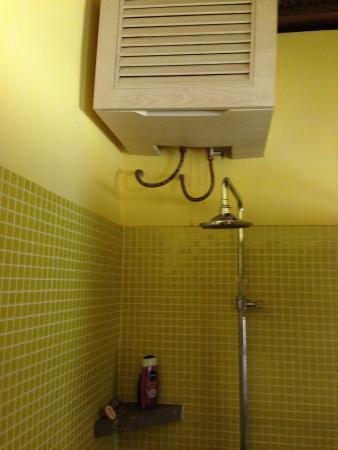 Boiler Im Bad Picture Of Coco Beach Resort Phan Thiet Tripadvisor