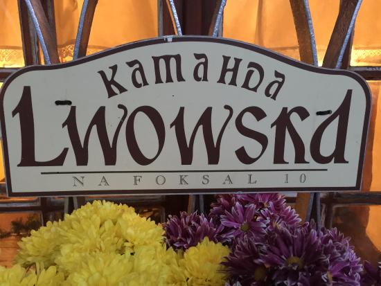 Authentic polish food picture of kamanda lwowska warsaw for Authentic polish cuisine