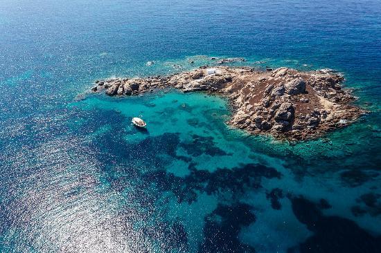 Panagia Parthena Island