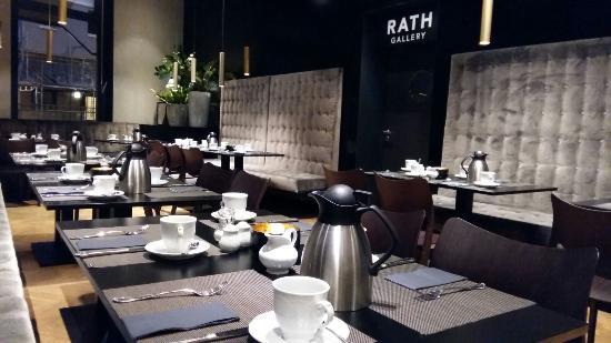 Hotel Amano Comedor De Desayunos