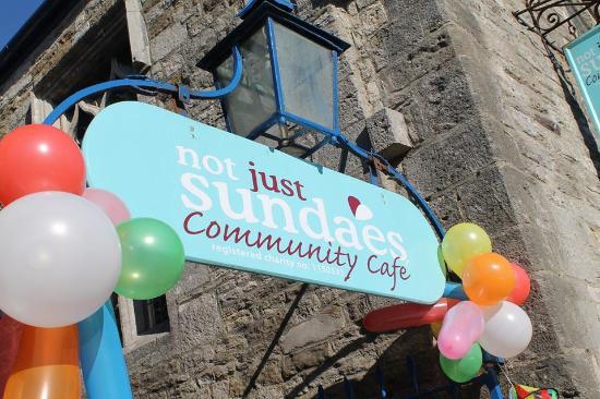 Not Just Sundaes Community Cafe