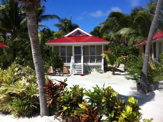 Turneffe Island, Μπελίζ: Villa