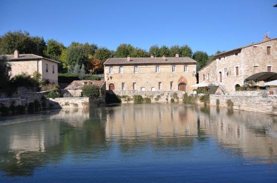 Foto di parco dei mulini bagno vignoni tripadvisor - Bagno vignoni tripadvisor ...