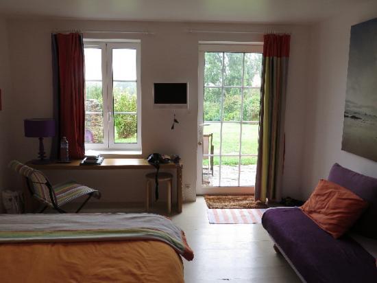 Plouer sur Rance, Франция: Chambre N°4
