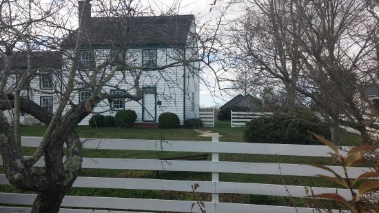 The Dr. Samuel Mudd House & Museum : Dr. Samuel Mudd House