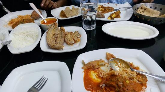 Saayba Hotel Restaurant