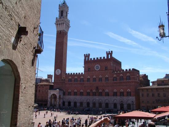Palazzo Pubblico and Museo Civico: palazzo publico
