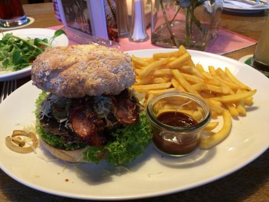 Landgasthof Euler: Bayern-Burger