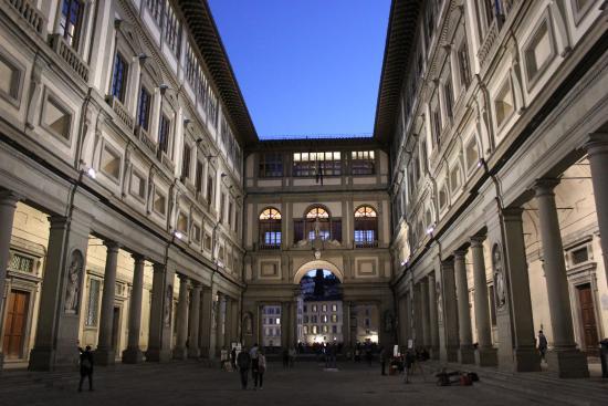 Πινακοθήκη Ουφίτσι (Galleria degli Uffizi)