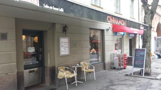 Cinnamon Bakery & Coffeeshop