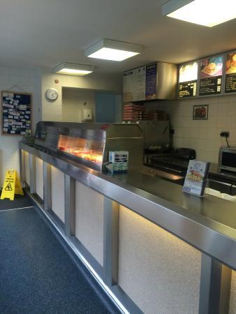 Lydbrook, UK: Our shop