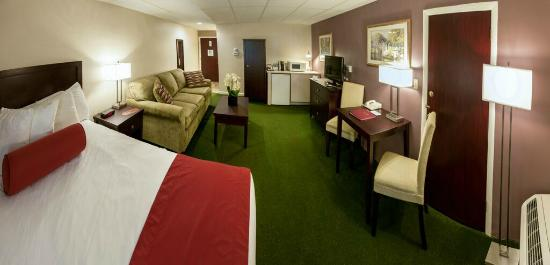 University Inn Academic Suites: Mini Suite