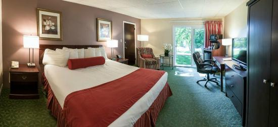 University Inn Academic Suites: King