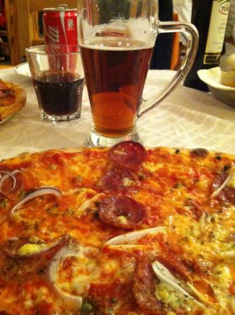 Ristorante Pizzeria Athena : pizza