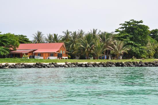 Selingan Turtle Island: Selingan Island Resort