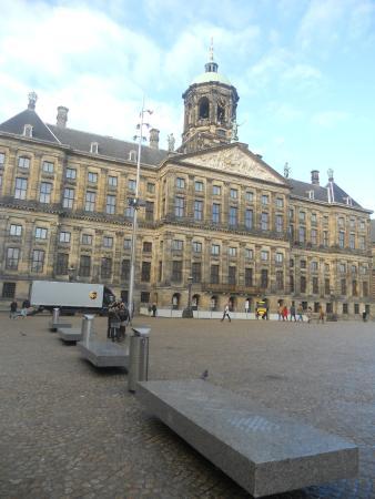 Paleis op de Dam (Königlicher Palast): royal apalace amsterdam - xxx