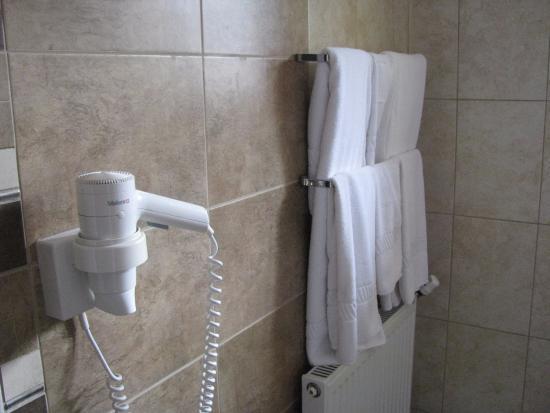 Azuga, Rumunia: bathroom