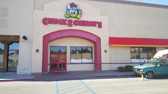 Photo of Pizza Place Chuck E. Cheese's at 700 S. Telshor, Las Cruces, NM 88011, United States