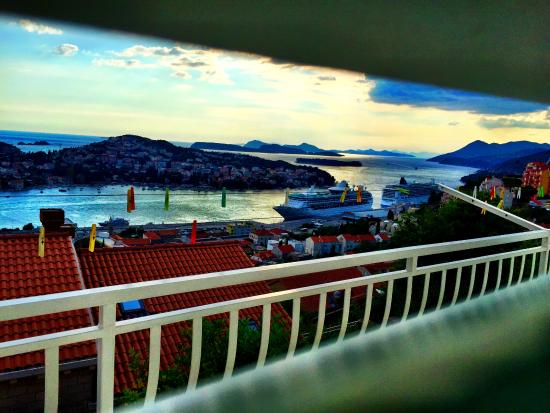 Danica Guesthouse: View from the room