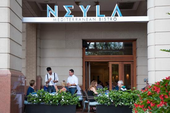 NEYLA 39 S BAR Picture Of Neyla Mediterranean Bistro