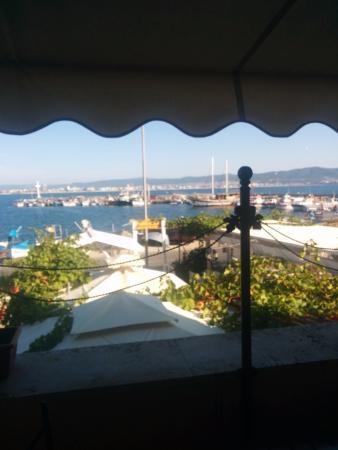 Hotel Stankoff: vistas al puerto