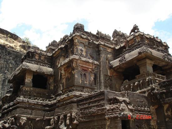 Ellora, Indien: Красота БОООООЛЕе чем вековой давности...