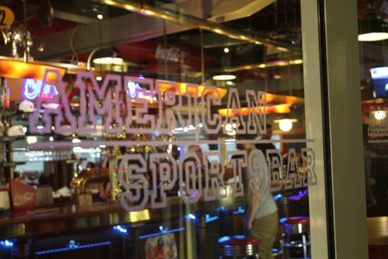 American Sports Bar by Msc