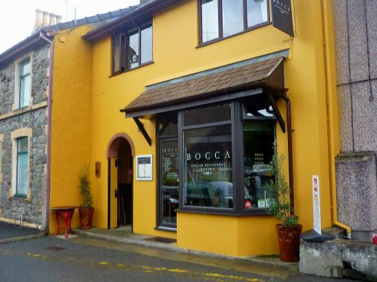 Bocca Italian Pizzeria : Bocca, Menai Bridge
