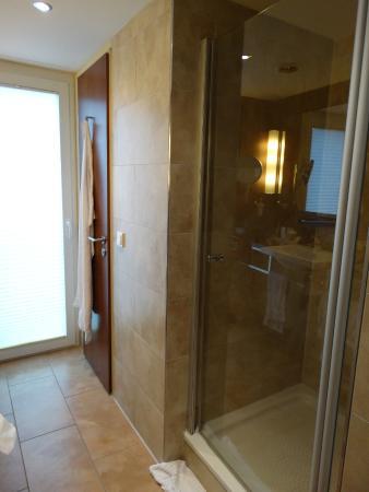 Offene Dusche Picture Of Lindner Hotel Am Michel Hamburg
