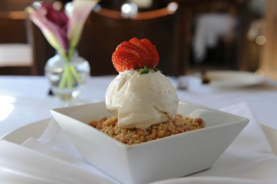 Grace 1720: Strawberry Cobbler
