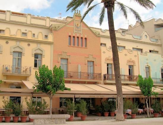 La Nina Hotel : отель