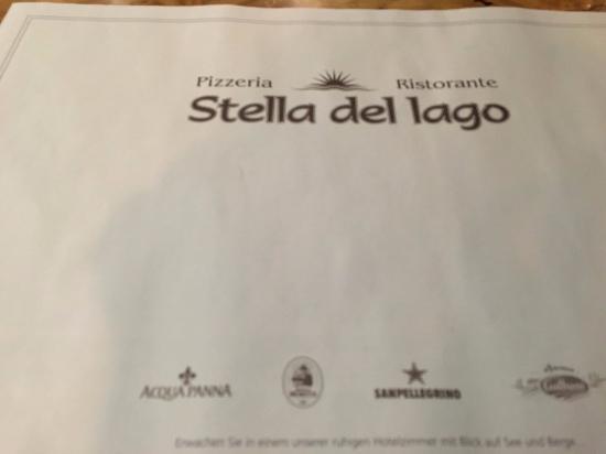 Stella Del Lago: 1