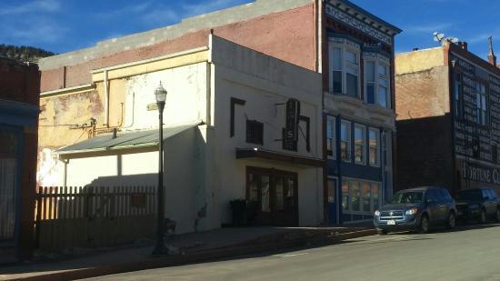 Victor, Kolorado: Isis Theatre