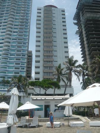 Hotel Capilla Del Mar Fachada