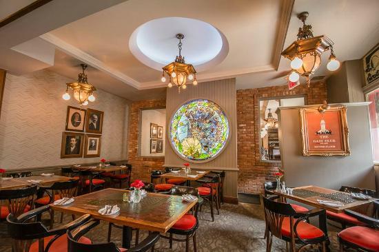 Cafe 13 Main Street: Main Dining