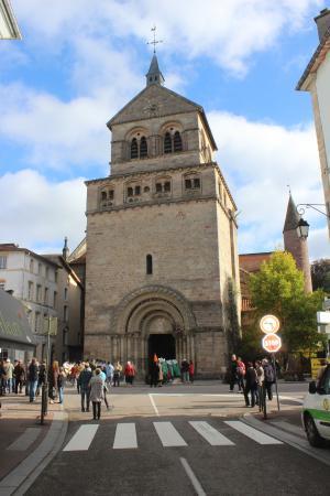 Basilique Saint-Maurice d'Épinal