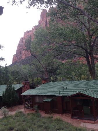 Zion Cabins