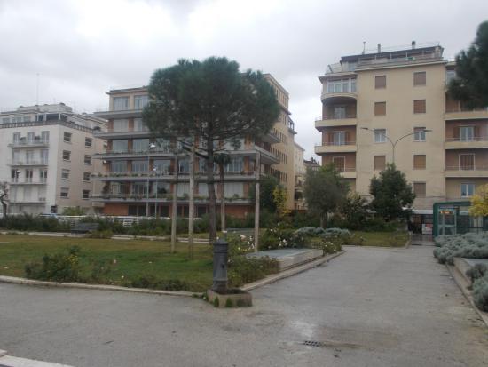 Piazza delle Muse