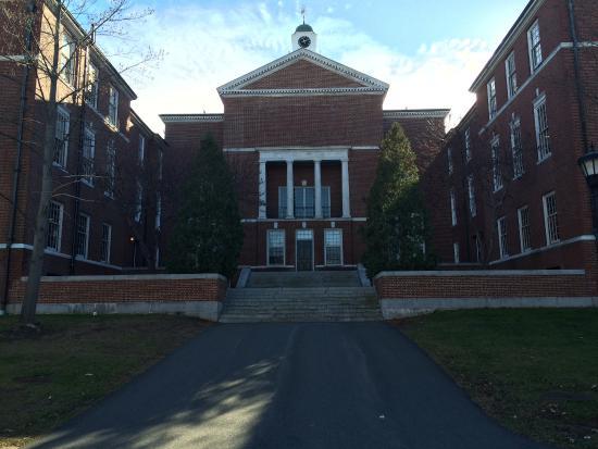 Exeter, Nueva Hampshire: Building