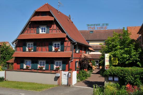 Photo of Hotel Restaurant Ritter'hoft Morsbronn Les Bains