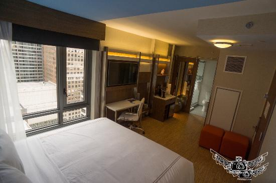 Wonderful Room Picture Of Even Hotel Times Square South New York