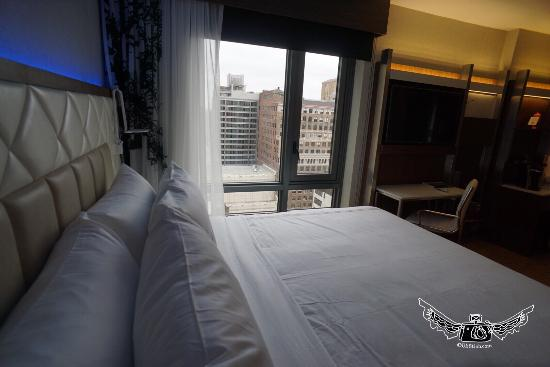 Room With A View Picture Of Even Hotel Times Square South New