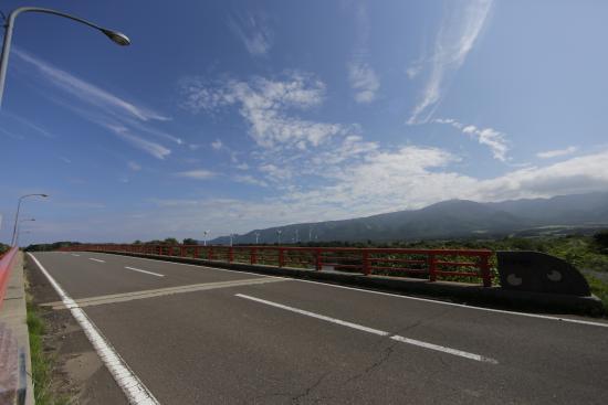 Suttsu-cho, Japonia: 湯の浜大橋