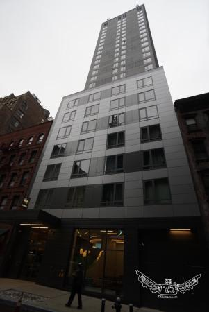 The Outside Picture Of Even Hotel Times Square South New York